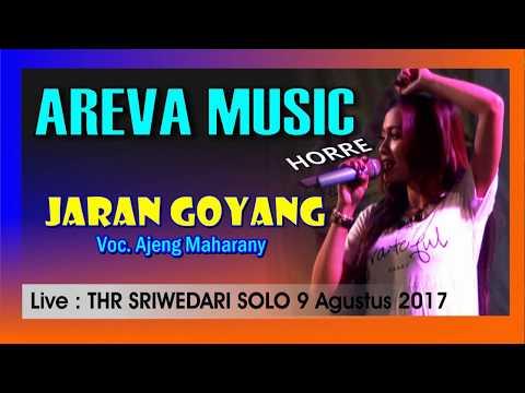 JARAN GOYANG Ajeng MAHARANI AREVA Live THR Sriwedari Terbaru