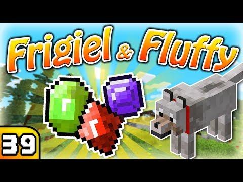 Frigiel Fluffy Les Gemmes Du Chaos Minecraft S6 Ep