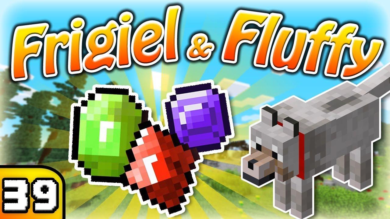 Frigiel Fluffy Les Gemmes Du Chaos Minecraft S6 Ep 39