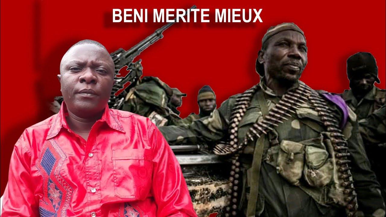 RDC: BENI-insécurité-tueries, la faute à l'armée congolaise ou à la  population? voici la lumière - YouTube