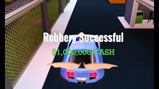 1M+ Cash In Jailbreak??!!! :O