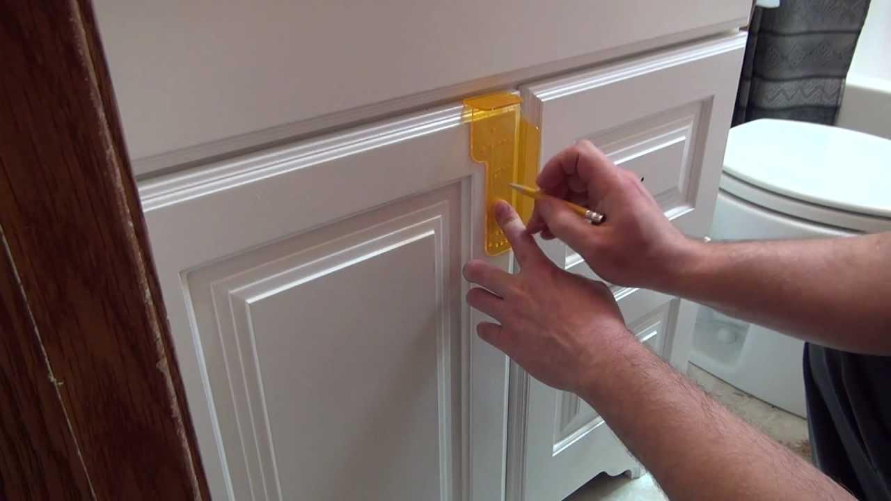 installing kitchen cabinet hardware installing kitchen cabinets Installing Cabinet Hardware You