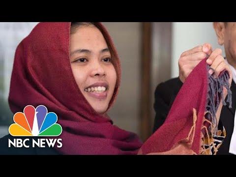 Woman Accused Of Murdering Kim Jong Un's Half Brother Freed | NBC News Mp3