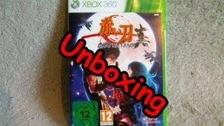 Akai Katana Unboxing ( Xbox 360 )