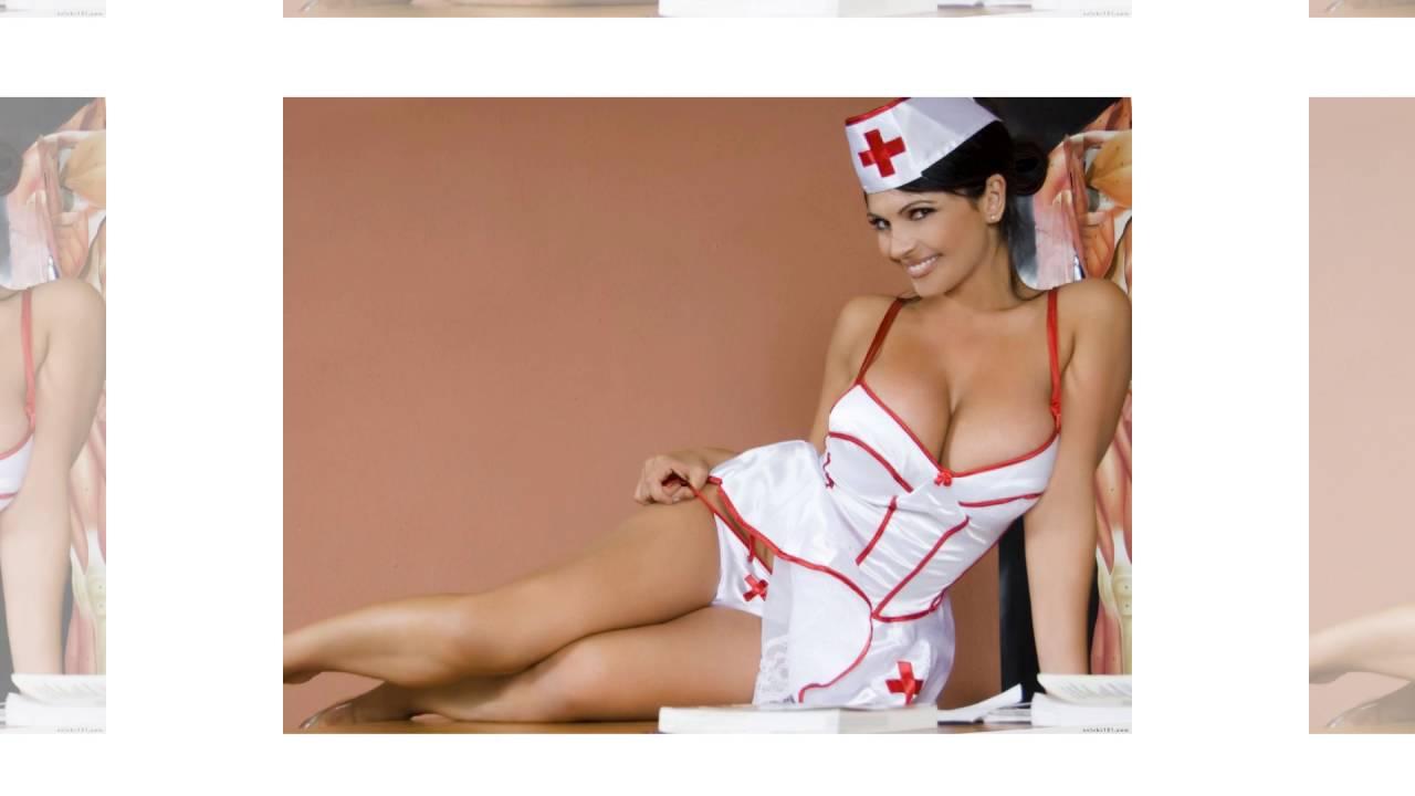 Denise milani hot nurse absolutely