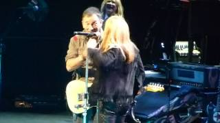 "Bruce Springsteen - Patti Scialfa 2014-04-22 ""Seven Nights To Rock"" Pittsburgh"