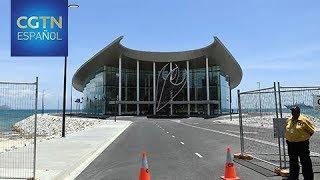 Papúa Nueva Guinea se prepara para recibir al presidente Xi Jinping