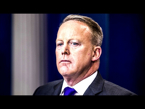 "Sean Spicer Press Briefing Conference Donald Trump Press Secretary ""BIG BOYS AND GIRLS"" 2/23/2017"