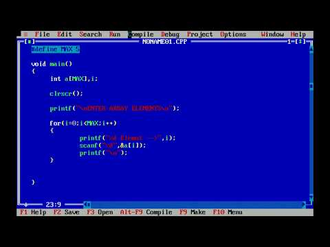 C Program to Find the Sum or Addition of Linear or 1D Array Elements or Values    By Gmone Lab