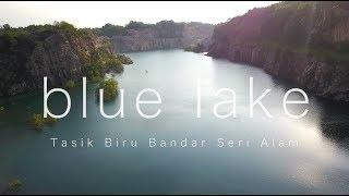 The Blue Lake at Bandar Seri Alam, Johor thumbnail
