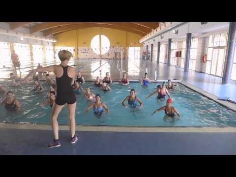 masterclass bailoterapia en el agua by celia valls piscina