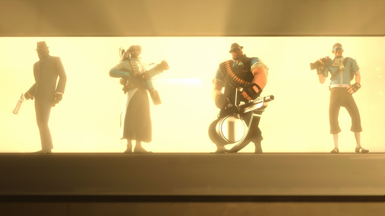 meet the team fortress 2 playlist names