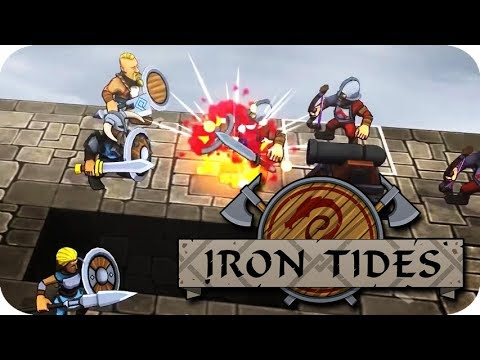 Iron Tides Gameplay ► I AM LEIF ERICKSON! ► Let's Platy Iron Tides