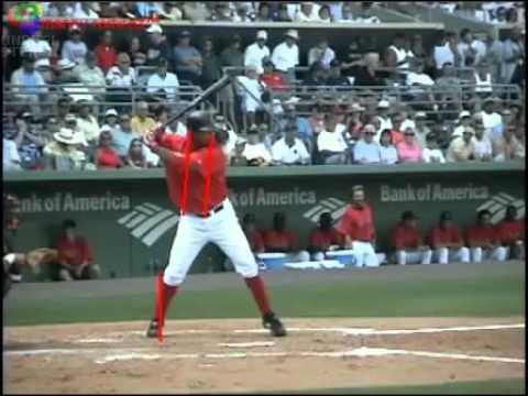 Manny Ramirez Swing Analysis.wmv