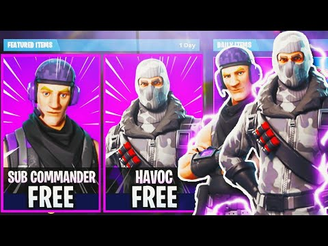 How To Get FREE SKINS in FORTNITE! - Fortnite EXCLUSIVE ...
