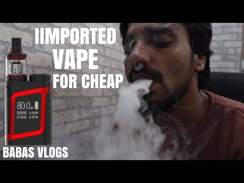 Vape Mini Hookah At Cheap Price | Imported | Cash On Delivery | Babas Vlogs