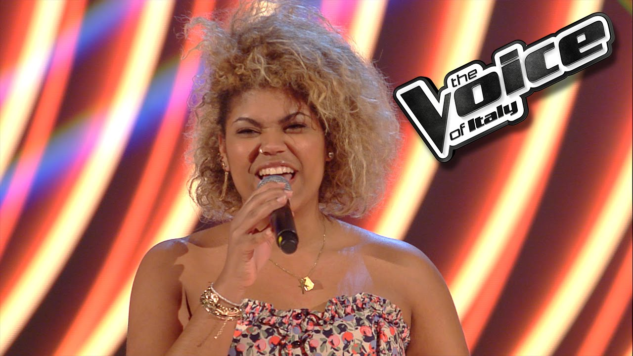 Jennifer Vargas Antela - Can't Take My Eyes Off Of You | The Voice ...