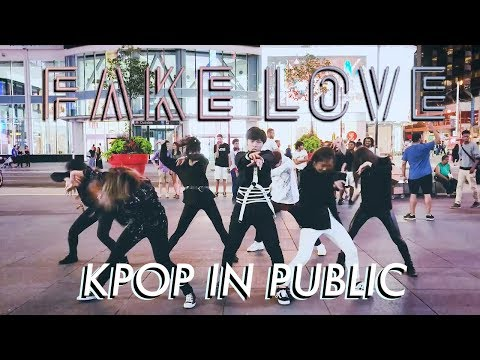 "[KPOP PUBLIC DANCE] BTS(방탄소년단) ""Fake Love"" [R.P.M]"