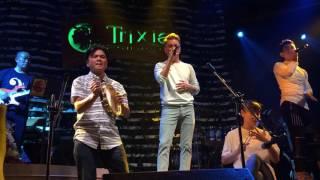 Đàm Vĩnh Hưng hát Bolero đường phố