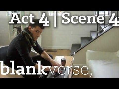 Blankverse | Act 4 Scene 4