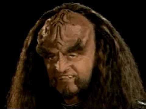 Klingon: Surrender or Die!