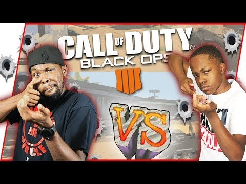 The 1v1 Brother Gun Skills Rivalry Continues!  COD Black Ops 4 1v1