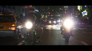 【予告編】ZとCBで夜の街を走る
