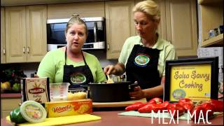 Salsa Savvy Cooking - MEXI-MAC