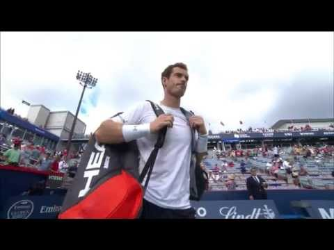 Rogers Cup - Montreal - Andy Murray v. Tommy Robredo