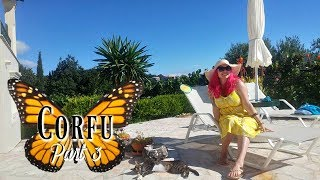 Corfu Trip 2018 Part 3 || Vacation Travel Vlog