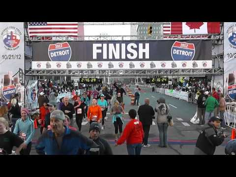 Detroit Free Press International Half Marathon