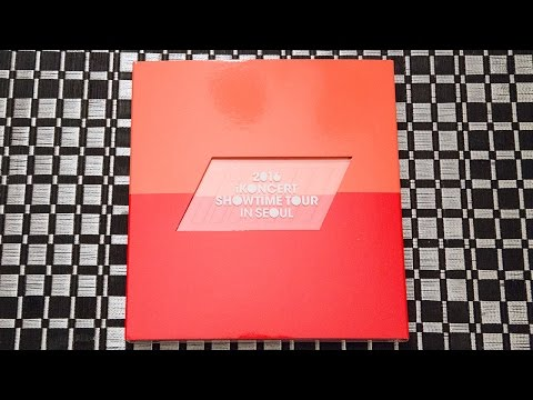 Unboxing | iKON 2016 iKONCERT Showtime Tour in Seoul