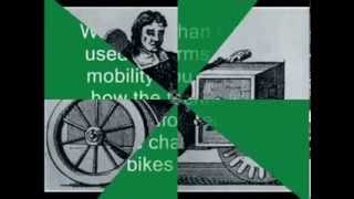 Bicycles and manual wheelchairs - a short history