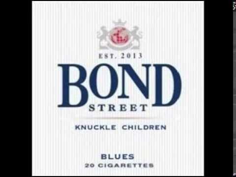 KNUCKLE CHILDREN | Bond Street Blues *new song*