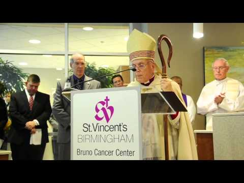 New Bruno Cancer Center Opens At St. Vincent's Birmingham
