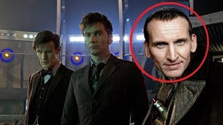 How Christopher Eccleston Nearly Returned to 'Doctor Who'! - Doctor Who Discussions