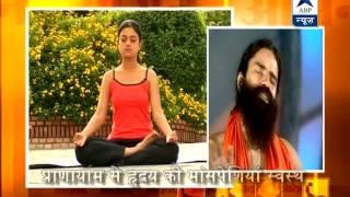Video Baba Ramdev's Yog Yatra: Exercises to fight against heart diseases download MP3, 3GP, MP4, WEBM, AVI, FLV Juli 2018