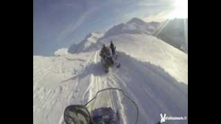 957b47e928 Un pomeriggio in motoslitta - Ski Doo Trepalle - Passo Eira - valtellina in  moto