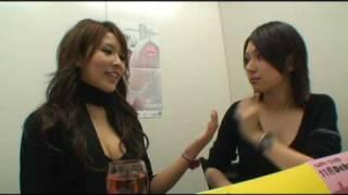 愛内梨花&木下柚花 セクシートーク 3/4 「寝○ナニーについて」