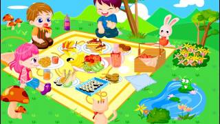 Видео для детей VLOG Детские игры на природе Детский канал ЛАПУСЯ Дети онлайн(, 2017-02-01T21:19:00.000Z)