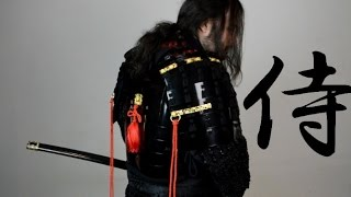 My New Real Samurai Armour from Iron Mountain Armory - Review