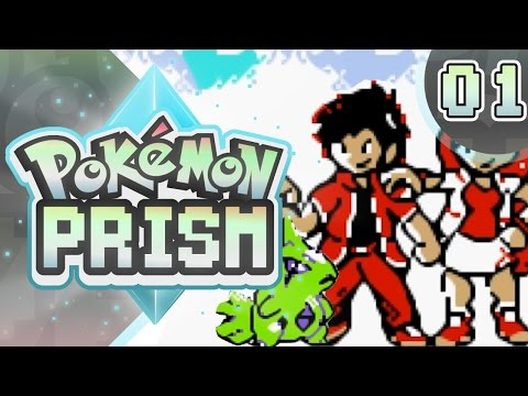 Pokemon Prism Part 1 BEST ROM HACK! Gameplay Walkthrough ( Pokemon Rom Hack )