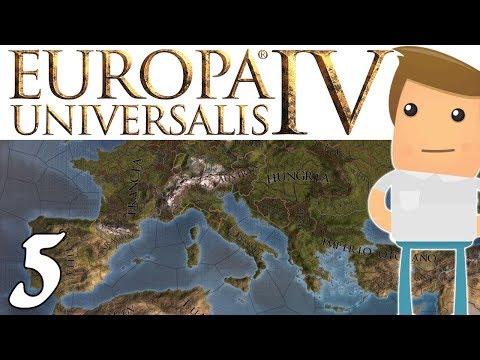 LO SIENTO PORTUGAL... ► Europa Universalis IV #5