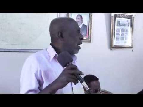 Somaliland national library Burco