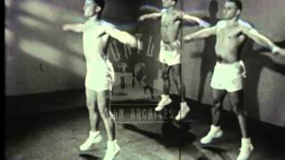 Canadian Military Excercises, 1950's - Film 15442