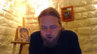 O a doua intalnire online cu tinerii de toate varstele a parintelui Razvan Ionescu
