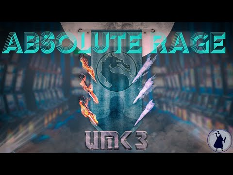 """ABSOLUTE RAGE"" ONLINE TOURNAMENT - ULTIMATE MORTAL KOMBAT 3"