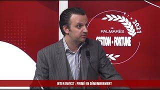Palmarès des Fournisseurs 2021 - Inter Invest