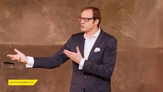 Science Comedian Vince Ebert | German Humour meets American Mentality