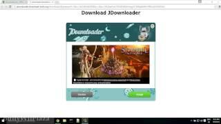 [Windows] Installing JDownloader 2